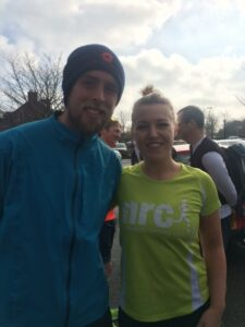 Emma and Ben from the 401 Challenge