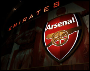 Arsenal FC new corporate logo 2016